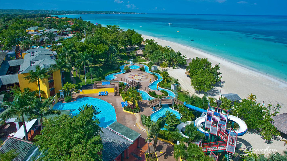 beaches negril water park resort for kids jamaica