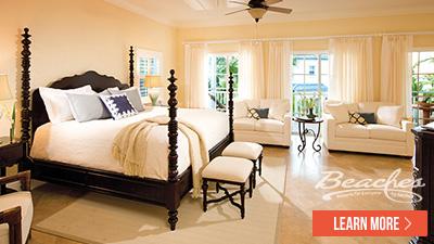 Beaches Turks and Caicos best suites