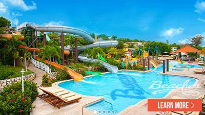 Beaches Turks Caicos fun waterpark