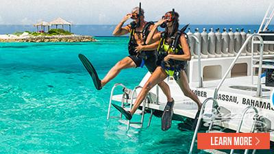 Beaches Turks and Caicos fun scuba diving