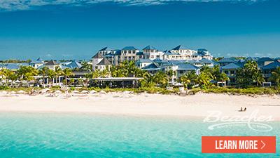 beaches turks and caicos tropical Island resort
