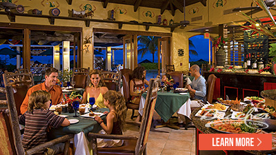 Beaches Turks and Caicos best places to dine