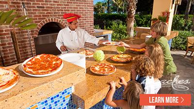 Caribbean best pizza joint