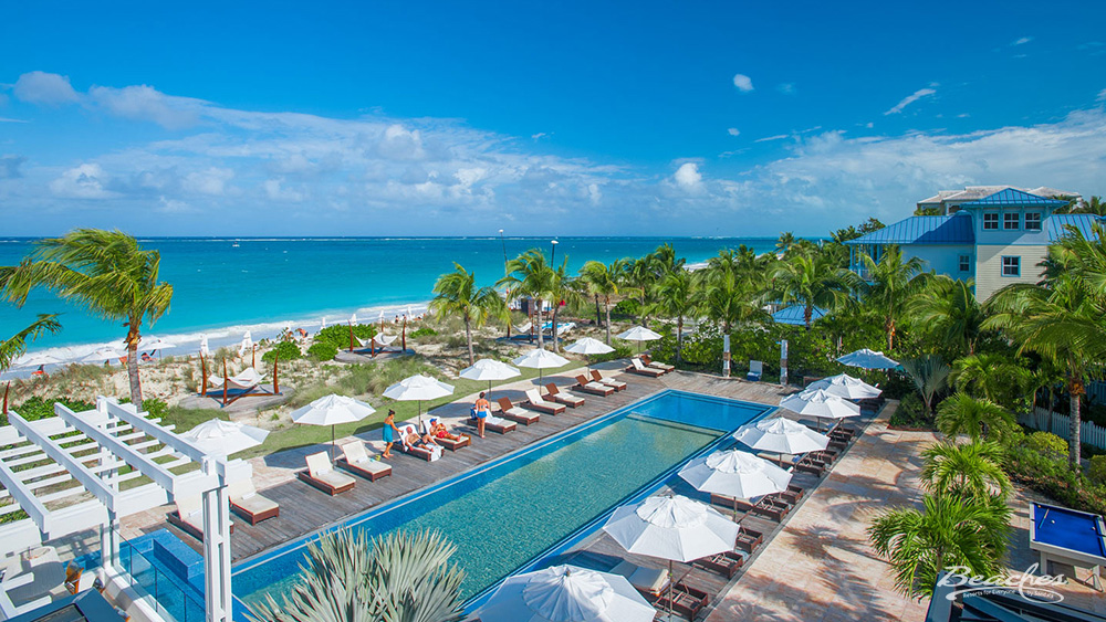 Beaches Turks & Caicos Islands