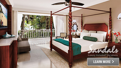 barbados sandals best places to stay caribbean