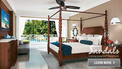 Sandals Barbados best places to stay