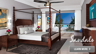 Sandals Barbados best places to sleep