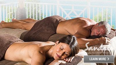 Barbados relaxing spa