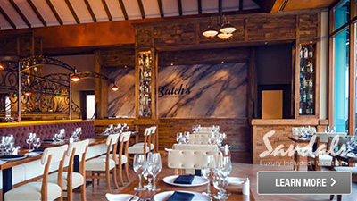 barbados sandals best places to dine caribbean