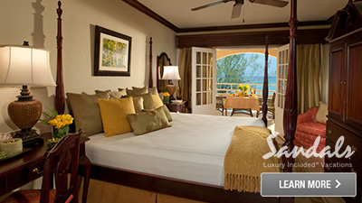 sandals inn resort best places to sleep jamaica
