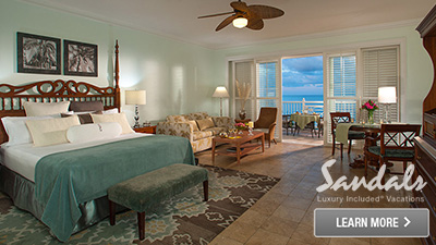 sandals bay emerald caribbean best places to stay