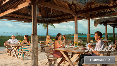 sandals bay emerald bahamas best places to eat