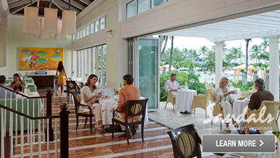 sandals bay emerald caribbean best places to dine