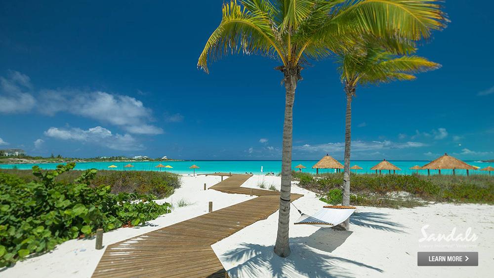 sandals emerald bay bahamas tropical travel
