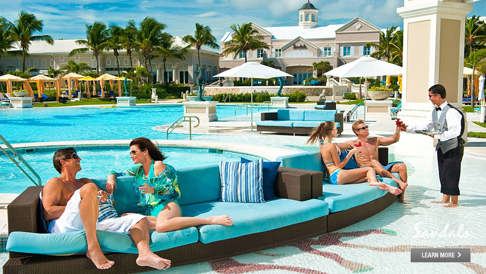 sandals emerald bay caribbean best resorts for couples