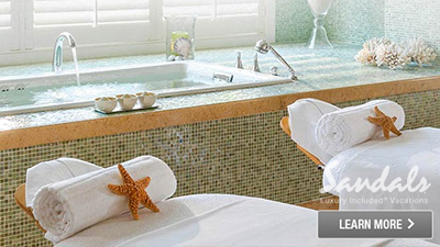 ochi sandals caribbean best places to relax spa