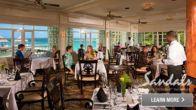 ochi sandals jamaica best places to dine