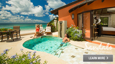 halcyon beach sandals saint lucia best places to stay