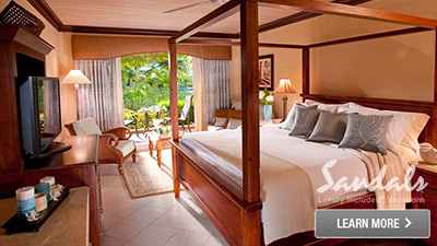 Caribbean best all inclusive hotel