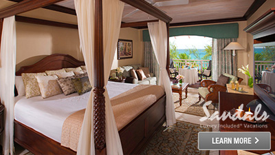 St. Lucian best places to sleep