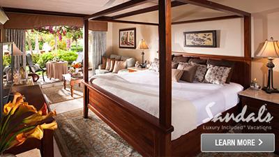 Caribbean best all inclusive resort