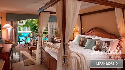 St. Lucia all inclusive resort