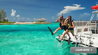 Sandals Grande Saint Lucian scuba diving