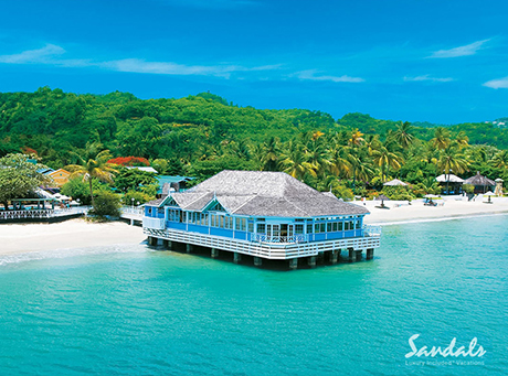 Sandals Resort Halcyon Beach Saint Lucia