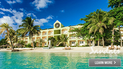 sandals negril jamaica all inclusive vacation