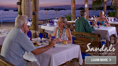 negril sandals caribbean best places to dine