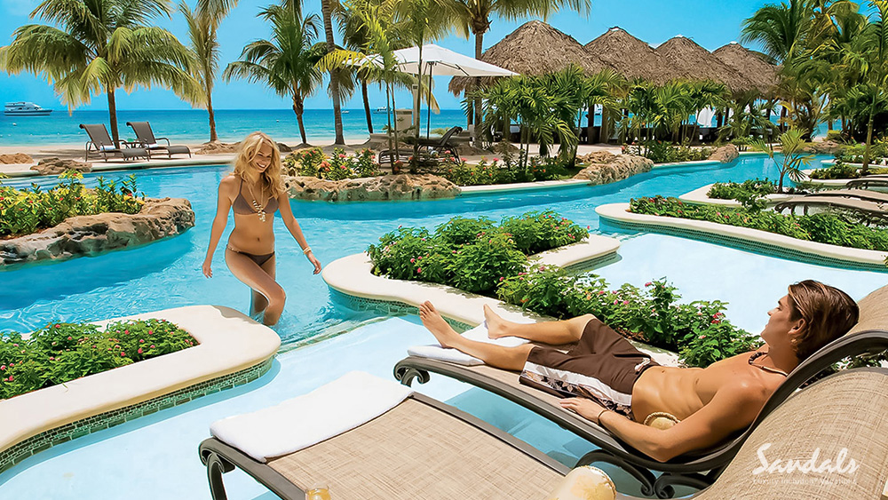 sandals negril jamaica resorts for couples caribbean