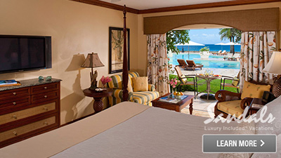 regency la toc sandals caribbean best places to stay