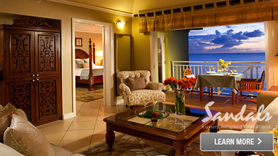 regency la toc sandals st. lucia best places to stay