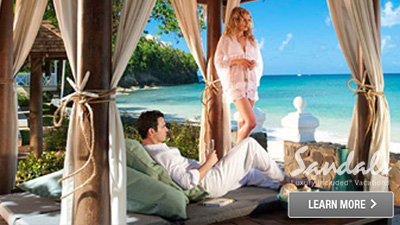 regency la toc sandals saint lucia romance honeymoon