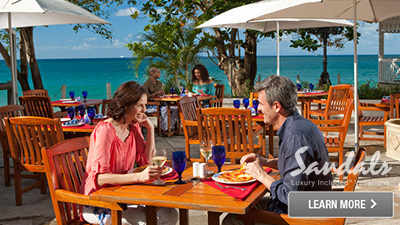 regency la toc sandals saint lucia best places to eat