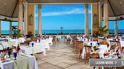 regency la toc sandals caribbean best places to dine