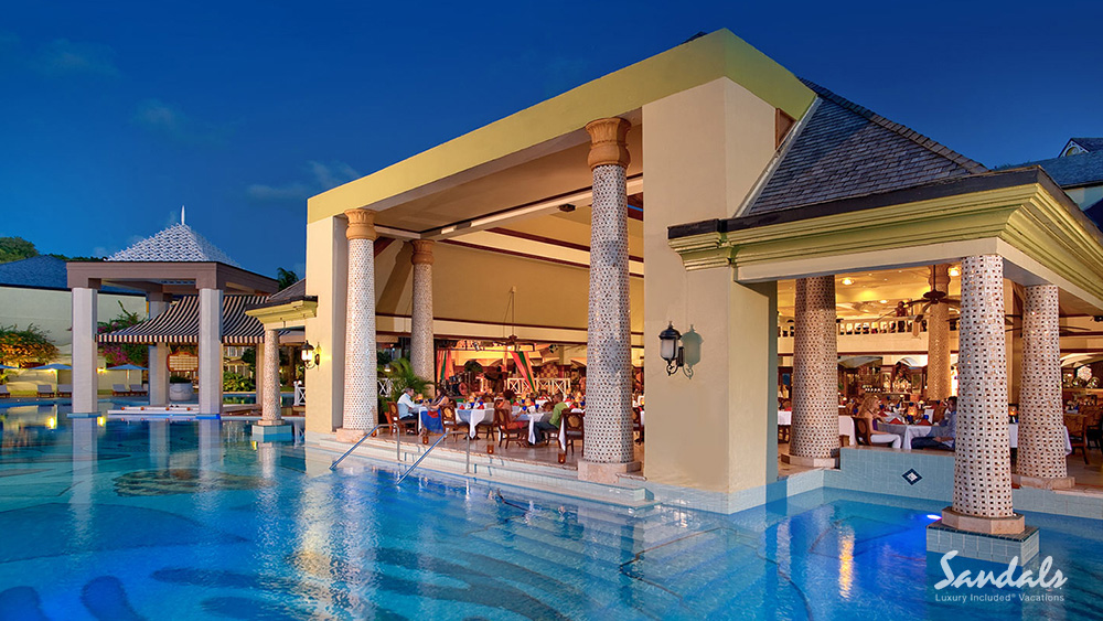 sandals regency la toc st. lucia luxury hotel