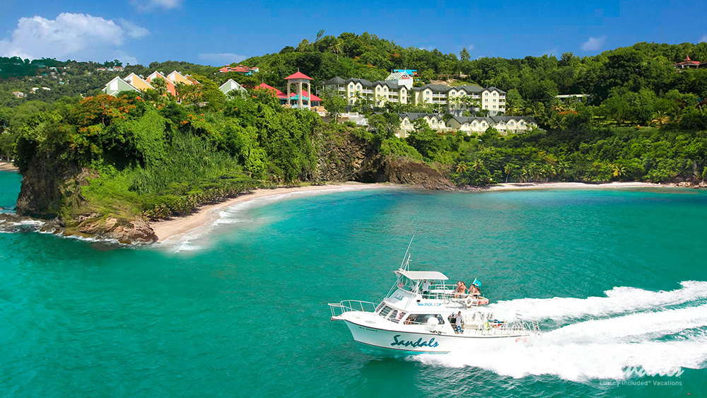 sandals regency la toc st. lucia all inclusive resort
