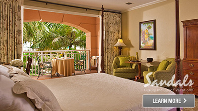 sandals bahamian royal caribbean best places to sleep