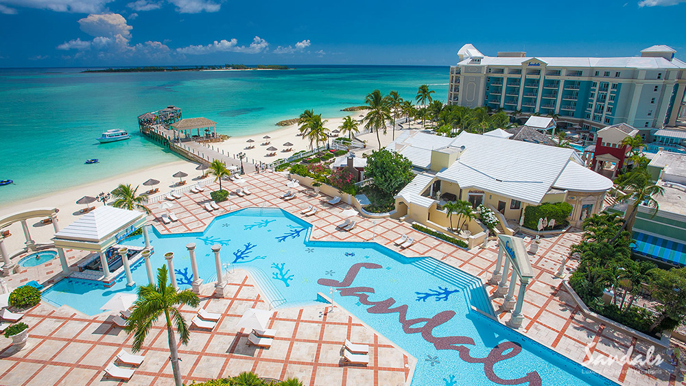 sandals royal bahamian all inclusive bahamas vacation