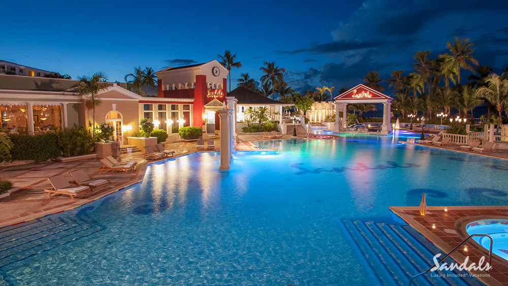 sandals royal bahamian luxury hotel for adults