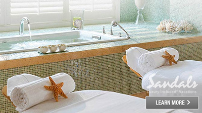 sandals caribbean royal best places to relax jamaica spa