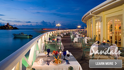 sandals caribbean royal best places to dine