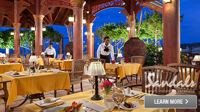 sandals caribbean royal best places to eat