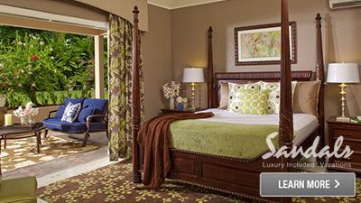 sandals plantation royal jamaica best places to sleep