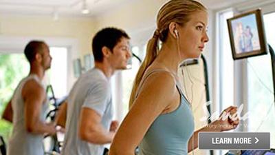 sandals plantation royal jamaica fitness center