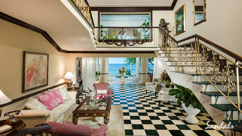 sandals royal plantation couples only getaway jamaica