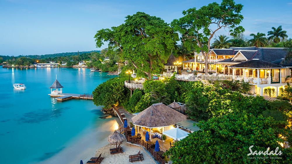 sandals royal plantation caribbean beach vacation