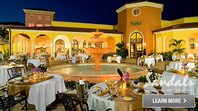 sandals coast south caribbean best places to dine