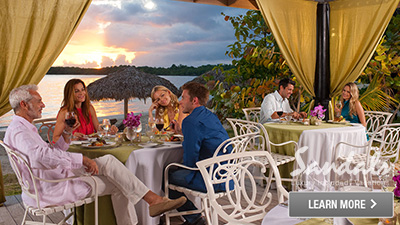 sandals coast south jamaica best places to dine